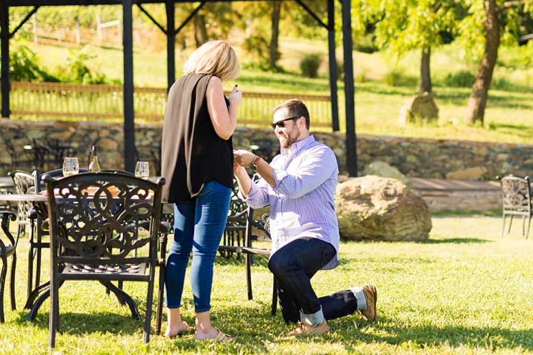 Bluemont Vineyard Proposal Engagement Photography_0006