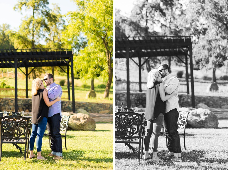 Bluemont Vineyard Proposal Engagement Photography_0007