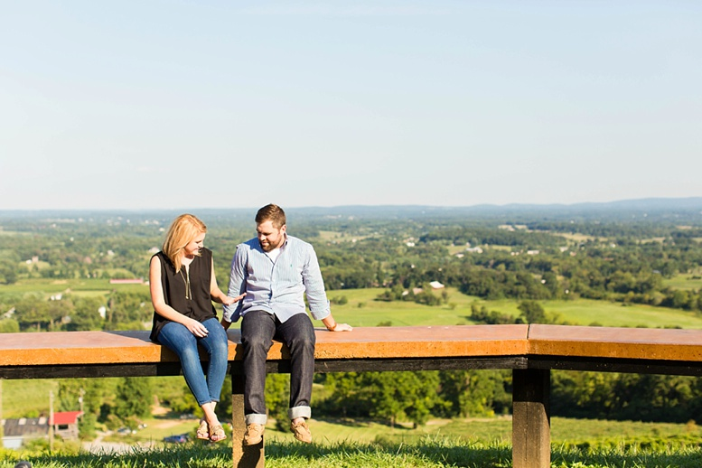 Bluemont Vineyard Proposal Engagement Photography_0024
