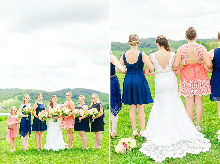 Chris Redifer & Alexis Cook Wedding at On Sunny Slope Farm in Harrisonburg Virginia_0020