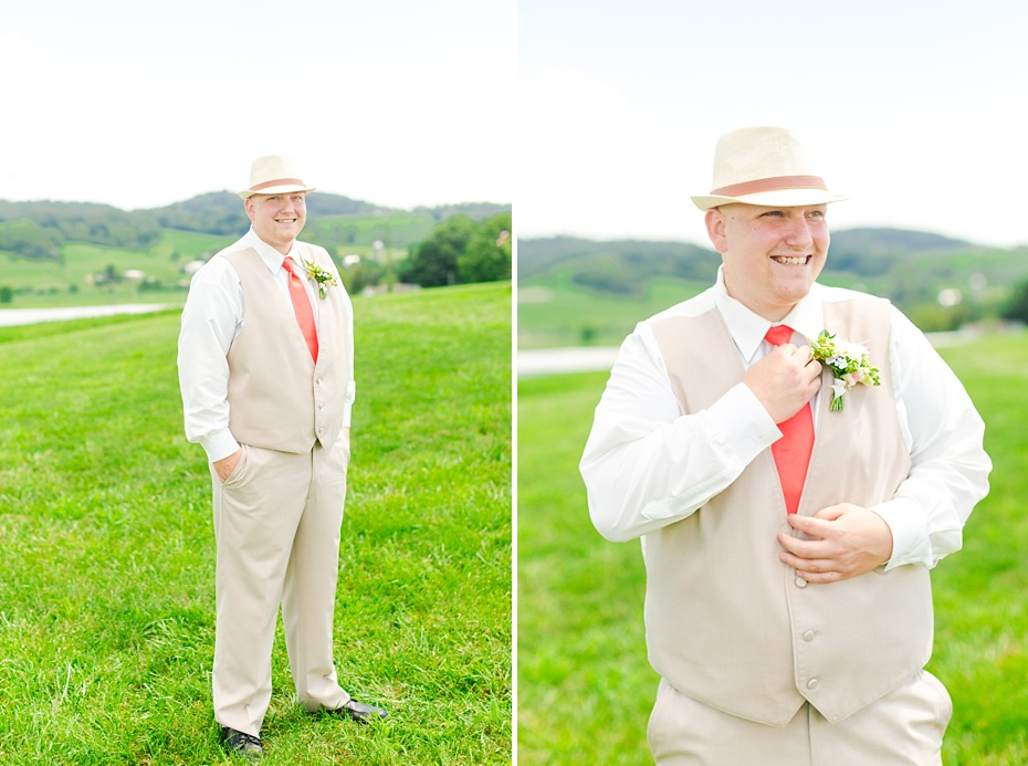 Chris Redifer & Alexis Cook Wedding at On Sunny Slope Farm in Harrisonburg Virginia_0023