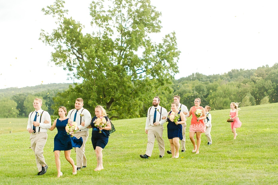 Chris Redifer & Alexis Cook Wedding at On Sunny Slope Farm in Harrisonburg Virginia_0031