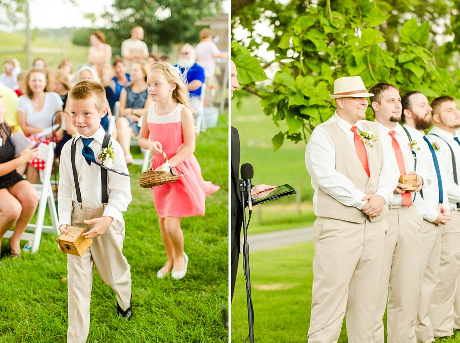 Chris Redifer & Alexis Cook Wedding at On Sunny Slope Farm in Harrisonburg Virginia_0032