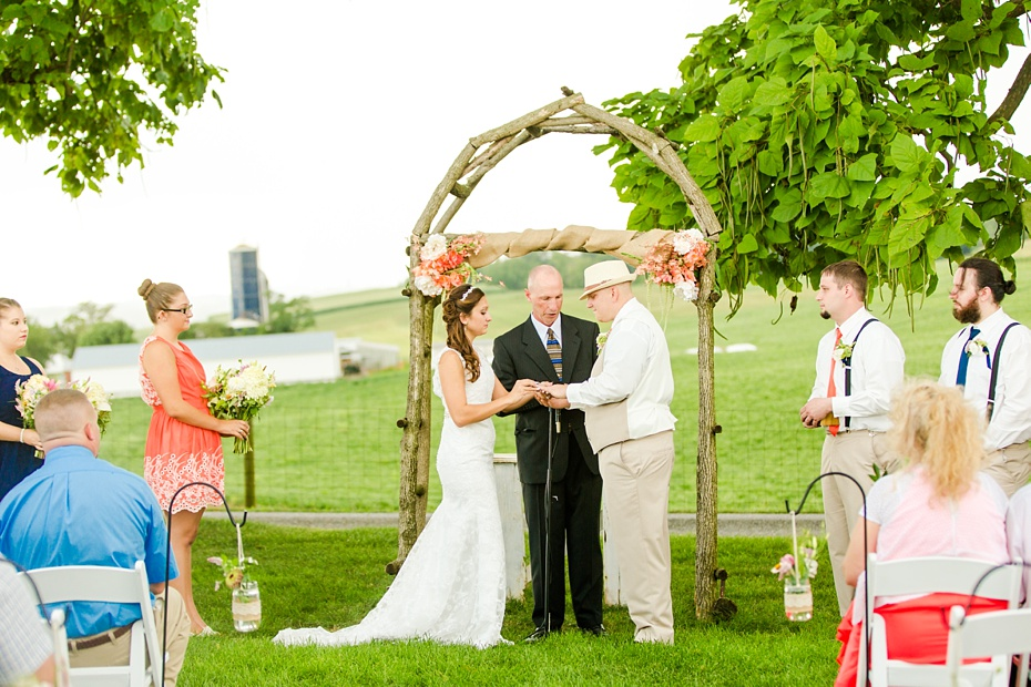 Chris Redifer & Alexis Cook Wedding at On Sunny Slope Farm in Harrisonburg Virginia_0038