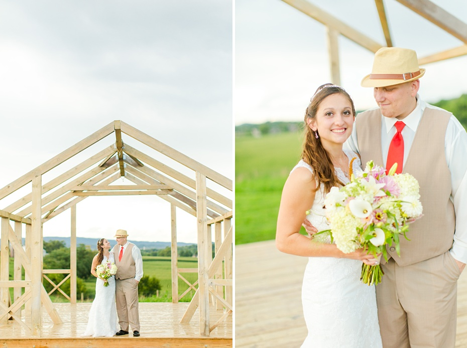 Chris Redifer & Alexis Cook Wedding at On Sunny Slope Farm in Harrisonburg Virginia_0047