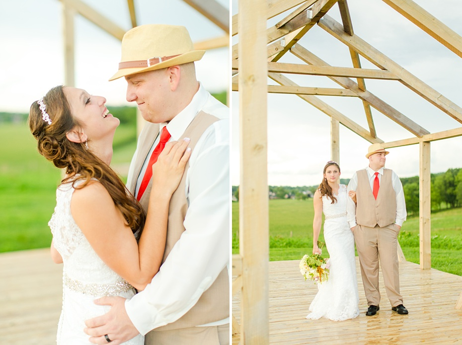 Chris Redifer & Alexis Cook Wedding at On Sunny Slope Farm in Harrisonburg Virginia_0051