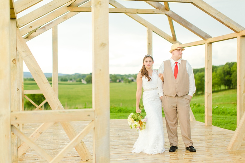 Chris Redifer & Alexis Cook Wedding at On Sunny Slope Farm in Harrisonburg Virginia_0052