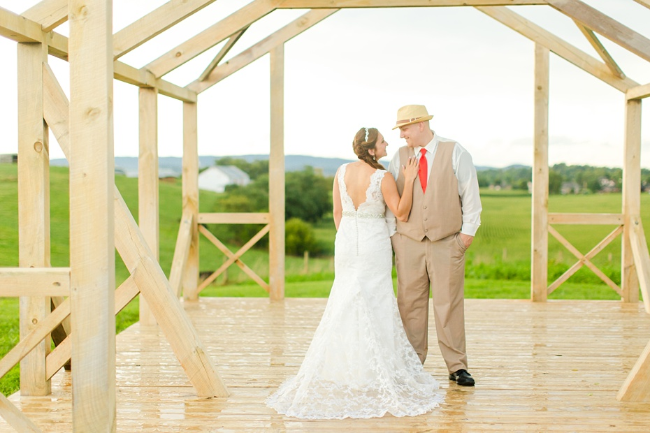 Chris Redifer & Alexis Cook Wedding at On Sunny Slope Farm in Harrisonburg Virginia_0054