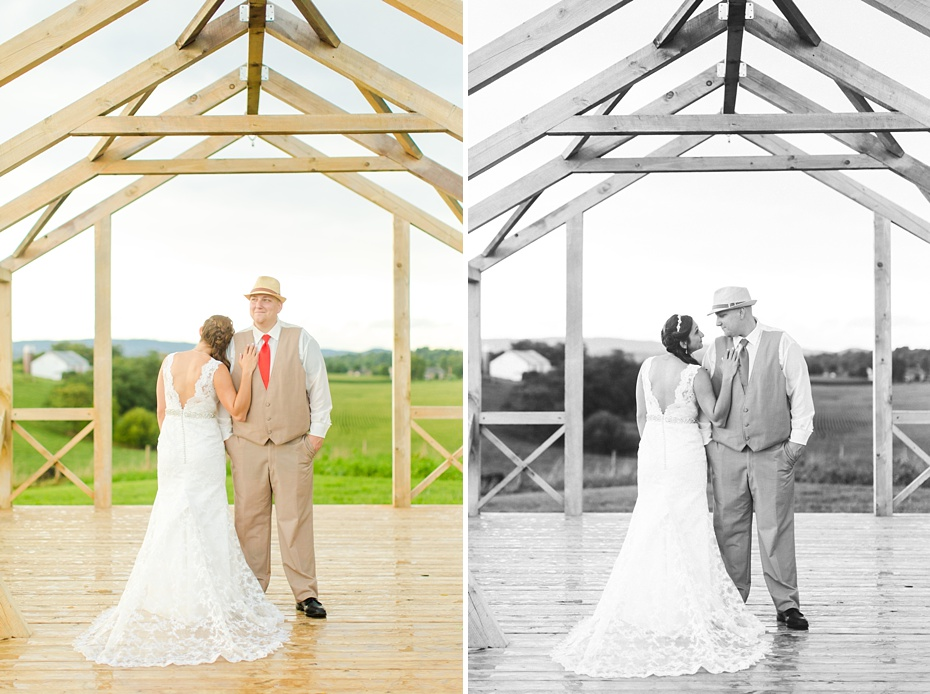 Chris Redifer & Alexis Cook Wedding at On Sunny Slope Farm in Harrisonburg Virginia_0055