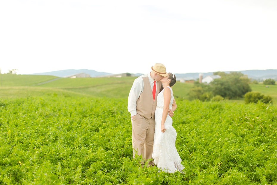 Chris Redifer & Alexis Cook Wedding at On Sunny Slope Farm in Harrisonburg Virginia_0061