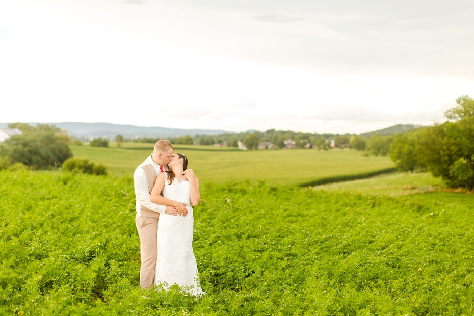 Chris Redifer & Alexis Cook Wedding at On Sunny Slope Farm in Harrisonburg Virginia_0064