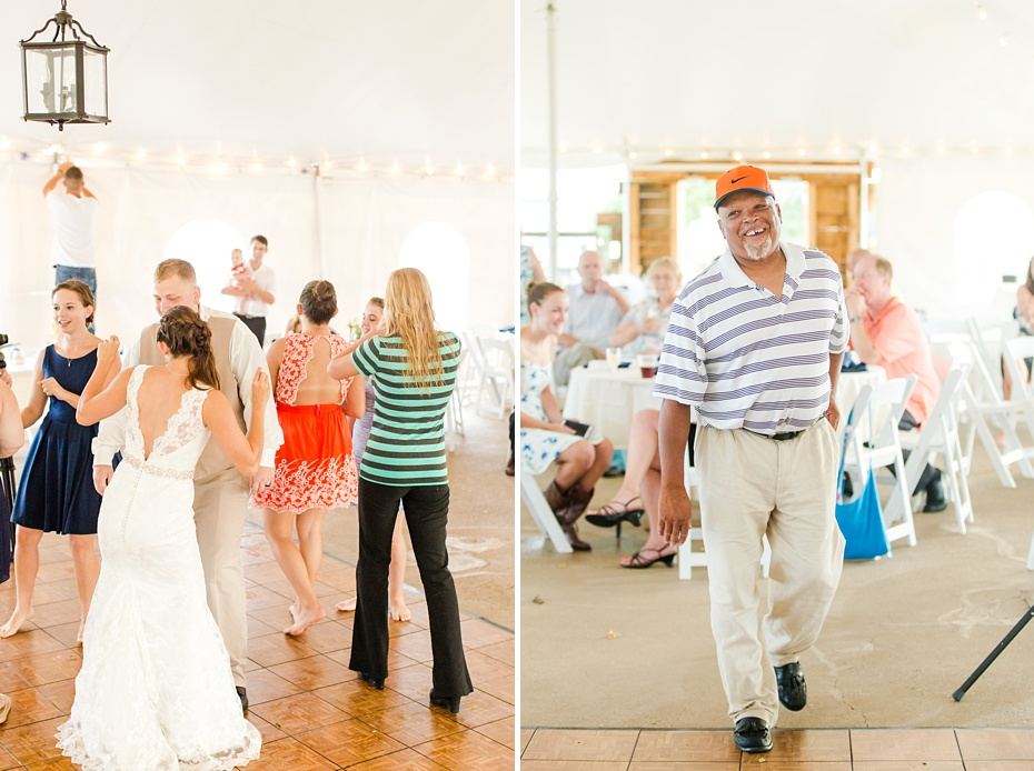 Chris Redifer & Alexis Cook Wedding at On Sunny Slope Farm in Harrisonburg Virginia_0076