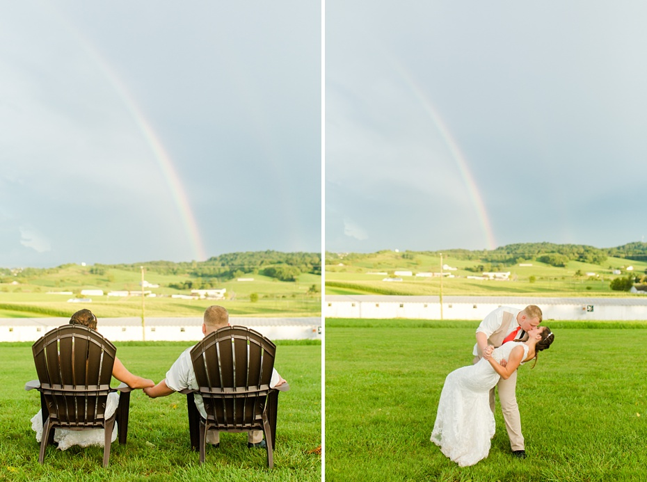 Chris Redifer & Alexis Cook Wedding at On Sunny Slope Farm in Harrisonburg Virginia_0078