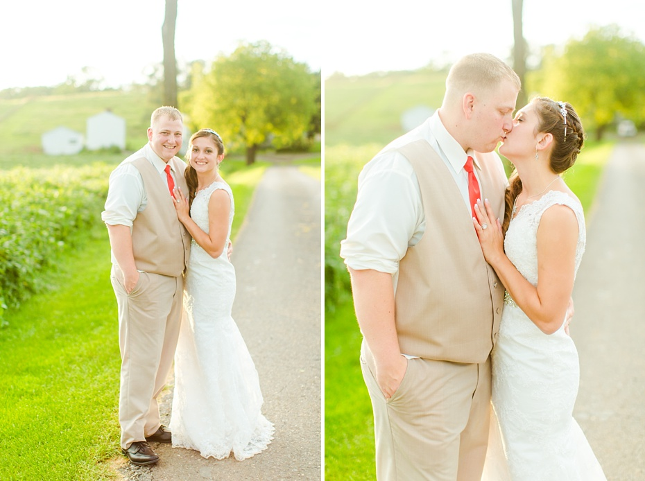 Chris Redifer & Alexis Cook Wedding at On Sunny Slope Farm in Harrisonburg Virginia_0080