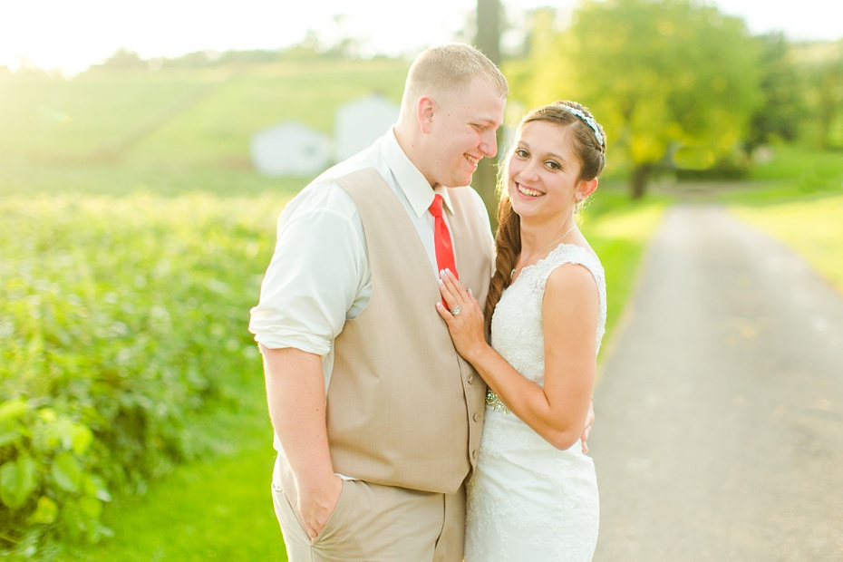 Chris Redifer & Alexis Cook Wedding at On Sunny Slope Farm in Harrisonburg Virginia_0083