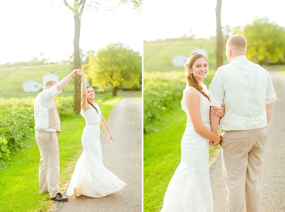 Chris Redifer & Alexis Cook Wedding at On Sunny Slope Farm in Harrisonburg Virginia_0084