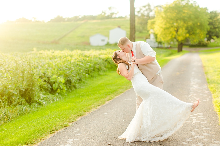 Chris Redifer & Alexis Cook Wedding at On Sunny Slope Farm in Harrisonburg Virginia_0085