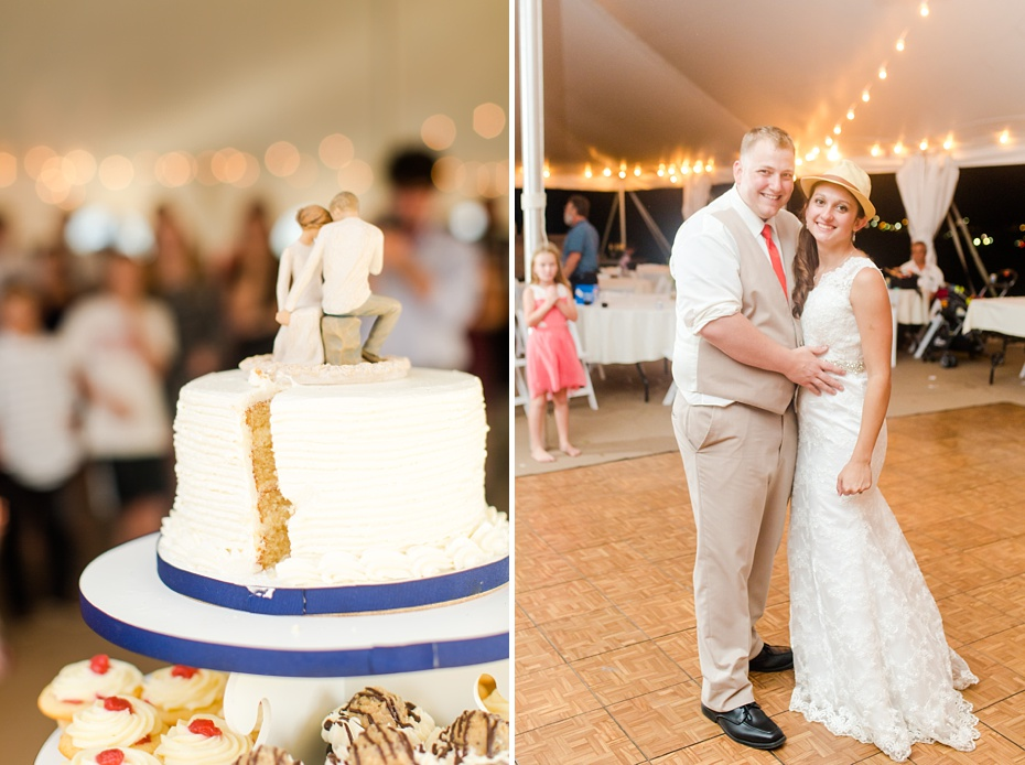 Chris Redifer & Alexis Cook Wedding at On Sunny Slope Farm in Harrisonburg Virginia_0089