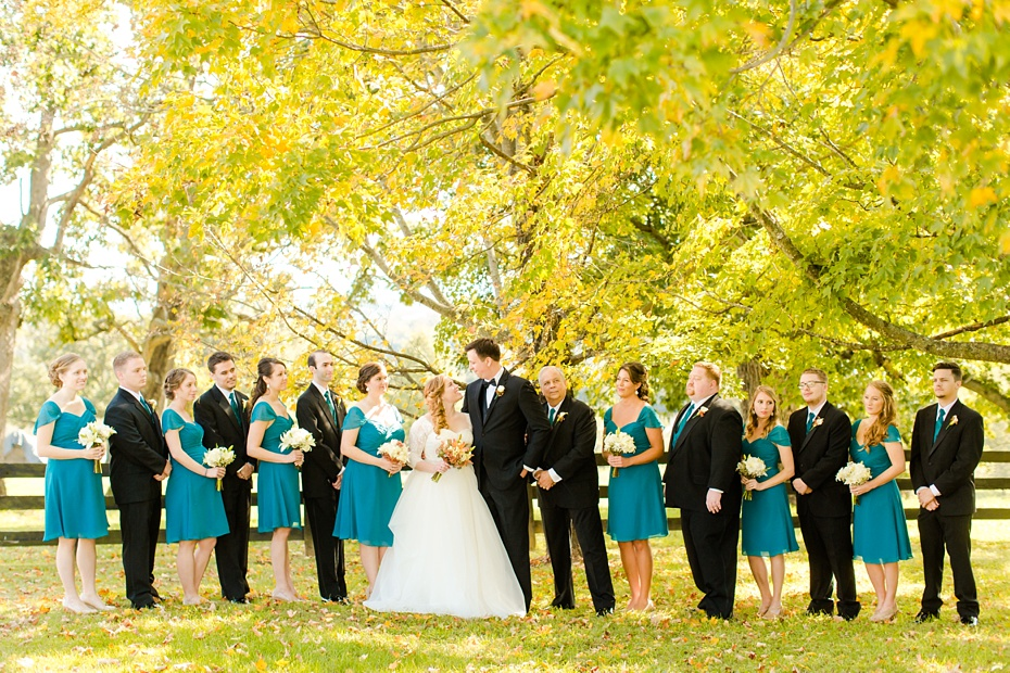 teal-champange-fall-wedding-at-gaie-lea-and-the-pavilion-at-bells-lane-in-staunton-virginia_0045
